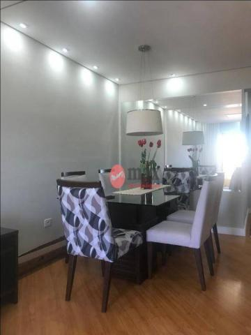 Apartamento com 3 dormitórios à venda, 100 m² por R$ 450.000 - Centro - Suzano/SP - Foto 13
