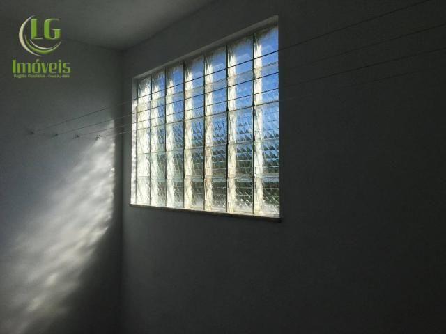 Kitnet residencial para locação, Engenho do Mato, Niterói. - Foto 13