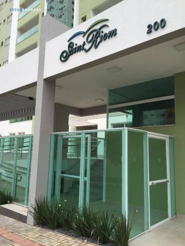 Apartamento no Edifício Saint Riom com 3 dormitórios à venda, 112 m² por R$ 450.000 - Migu - Foto 14