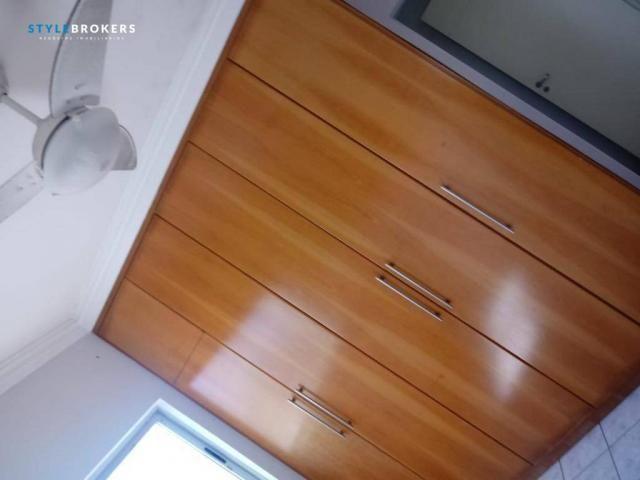 Apartamento no Edifício Ana Vitória com 4 dormitórios à venda, 225 m² por R$ 750.000 - Jar - Foto 4