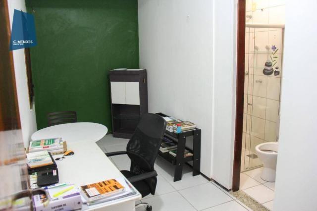 Casa com 4 dormitórios, mobiliada, para alugar, 112 m² por R$ 2.500/mês - Lagoa Redonda -  - Foto 10