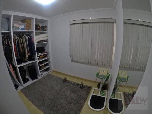 Apartamento 03 quartos sendo 01 suíte no Bom Jesus, São José dos Pinhais - Foto 15