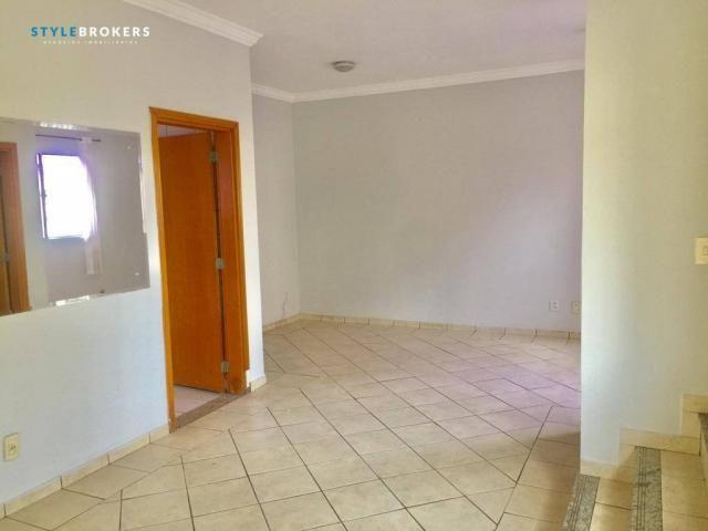 Casa no Condomínio Colina dos Ventos com 3 dormitórios à venda, 119 m² por R$ 359.000 - Ja - Foto 4