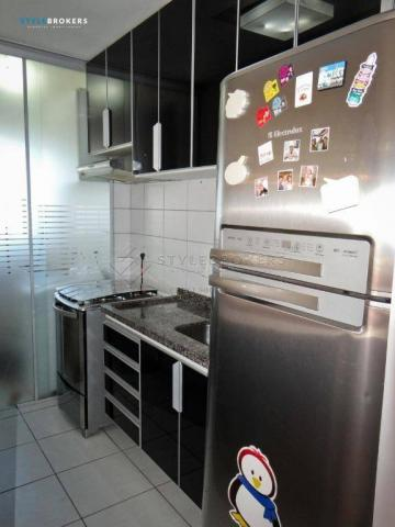 Apartamento no Edifício Villaggio Pompéia com 3 dormitórios à venda, 70 m² por R$ 350.000  - Foto 14