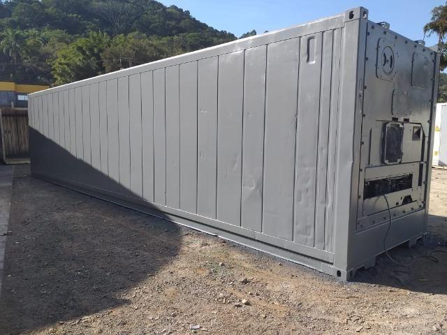 Promoção de camara fria container. 12m 6m 3m o tamanho que precisar - Foto 5
