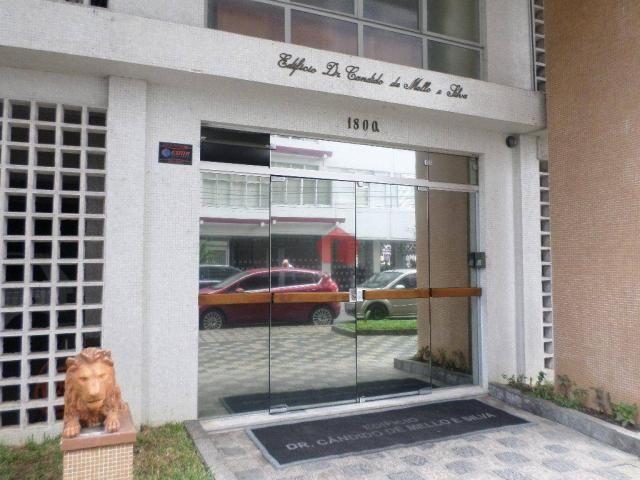 Apartamento residencial à venda, 05 dormitórios ( 01 suíte), Centro, Curitiba. - Foto 19