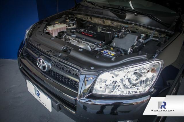 Toyota RAV4 2.4 4X2 2011 GAS - Foto 4