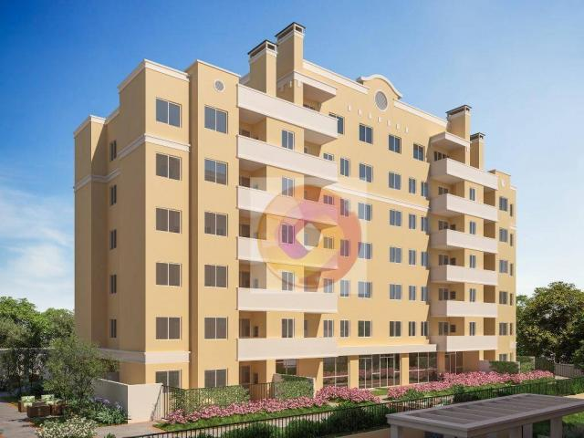 Apartamento com 2 dormitórios à venda, 51 m² por R$ 240.000,00 - Neoville - Curitiba/PR