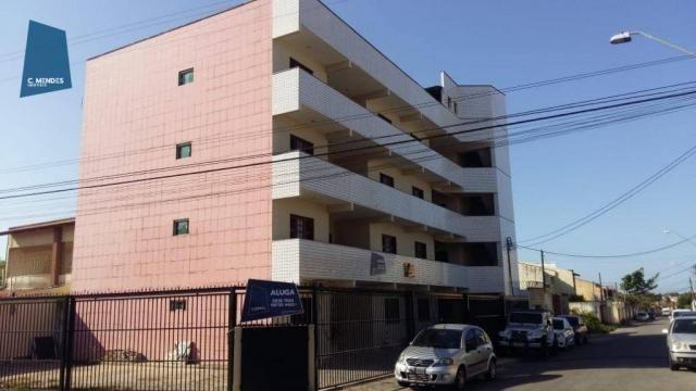 Apartamento para alugar, 50 m² por R$ 600,00/mês - Passaré - Fortaleza/CE - Foto 2
