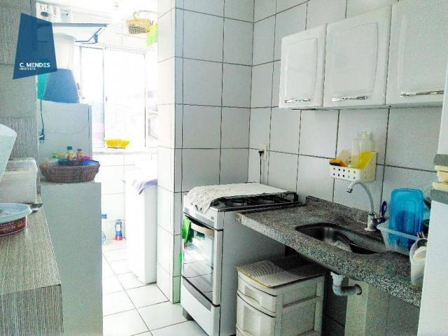 Apartamento residencial para venda e locação, Montese, Fortaleza - AP0041. - Foto 13
