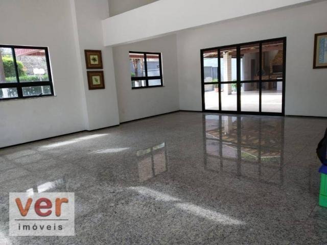 Apartamento com 5 dormitórios à venda, 211 m² por R$ 800.000,00 - Guararapes - Fortaleza/C - Foto 11