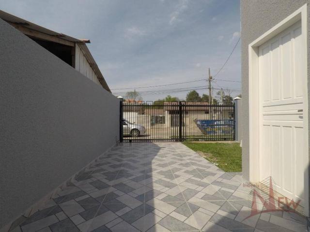 Casa com 03 quartos no São Marcos, São José dos Pinhais - Foto 17