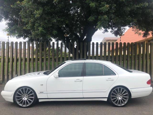 420 SEL 4.2 V8 GASOLINA AUTOMÁTICO - Foto 2