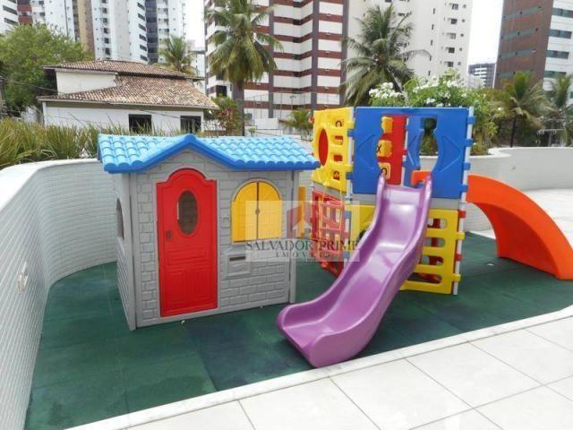 Apartamento residencial à venda, Caminho das Árvores, Salvador. - Foto 14