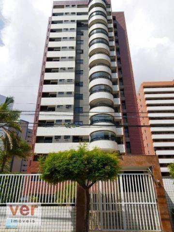 Apartamento com 5 dormitórios à venda, 211 m² por R$ 800.000,00 - Guararapes - Fortaleza/C