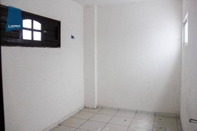 Apartamento 45m² para locação, 2 quartos, Lagoa Redonda, Fortaleza. - Foto 6