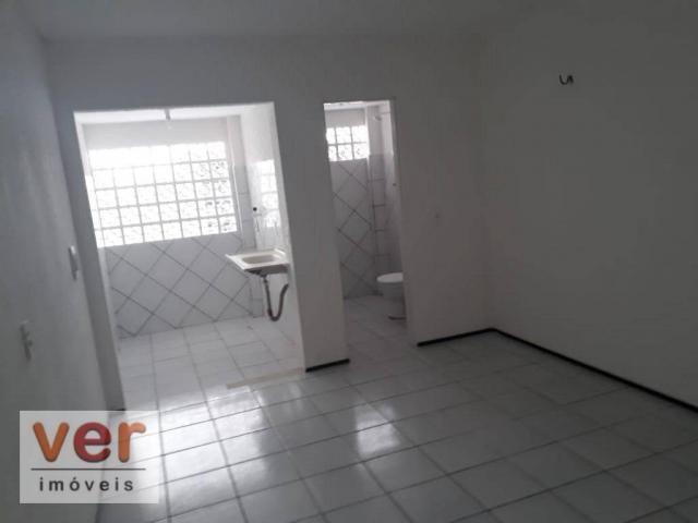 Apartamento à venda, 32 m² por R$ 90.000,00 - Damas - Fortaleza/CE - Foto 5