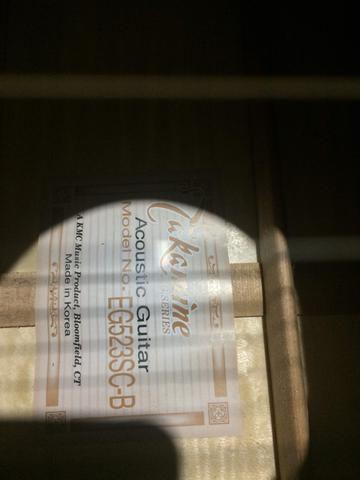 Takamine EG523SC Koreano - Foto 4