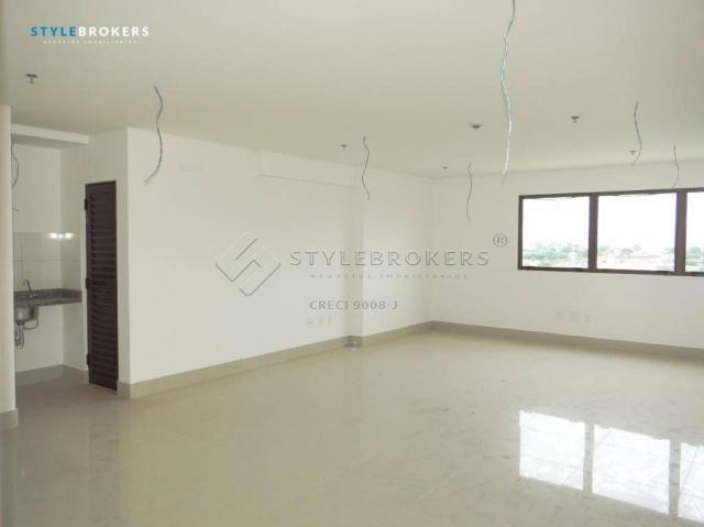 Sala no Edifício SB Medical e Business à venda, 51 m² por R$ 370.000 - Bairro Jardim Cuiab - Foto 9