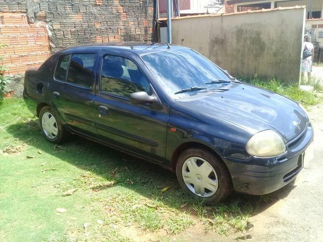 Carro clio 2003 7mil - Foto 4