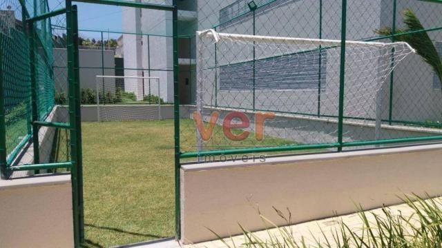 Apartamento para alugar, 61 m² por R$ 1.600,00/mês - Dunas - Fortaleza/CE - Foto 12