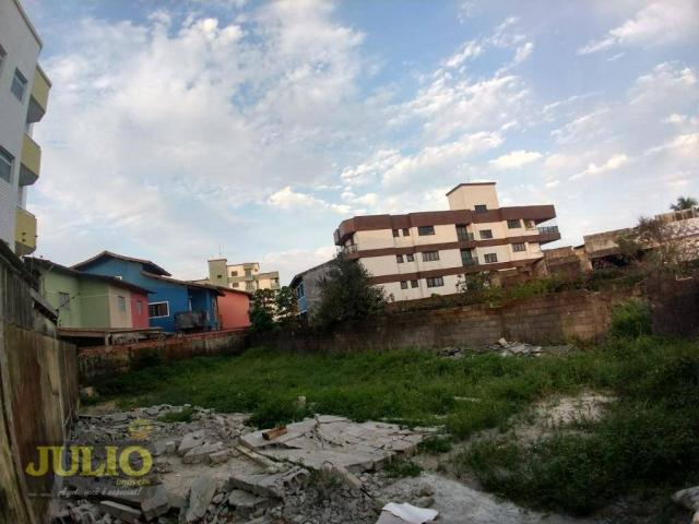 Terreno lado praia, 690 m² por R$ 360.000 - Balneário Itaguaí - Mongaguá/SP - Foto 2