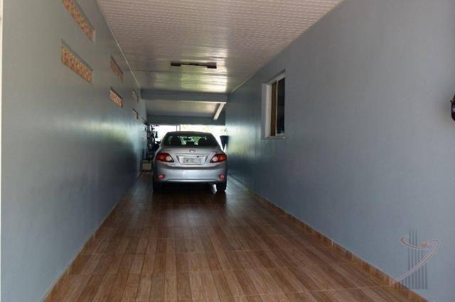 Casa com 3 dormitórios à venda, 297 m² por R$ 700.000,00 - Conjunto A - Foz do Iguaçu/PR - Foto 3
