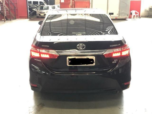 Toyota Corolla xei 2017 blindado - Foto 2