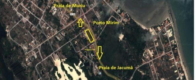Terreno comercial à venda, Praia de Jacuma, Ceará - Mirim.