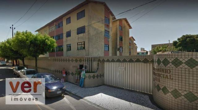 Apartamento à venda, 72 m² por R$ 175.000,00 - Alagadiço - Fortaleza/CE