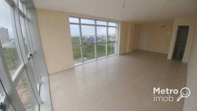 Sala para alugar, 35 m² por R$ 1.400/mês - Jaracaty - São Luís/MA - Foto 12