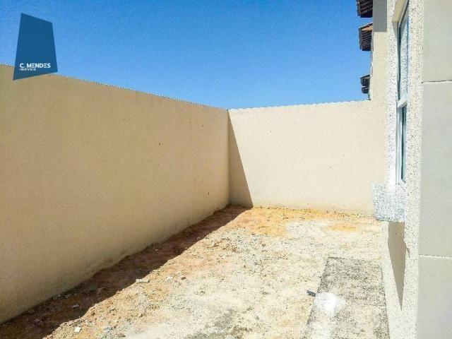 Casa Duplex 124 m² para locação, semi-mobiliada 3 suites 3 vagas, condominio, Jacundá, Eus - Foto 15