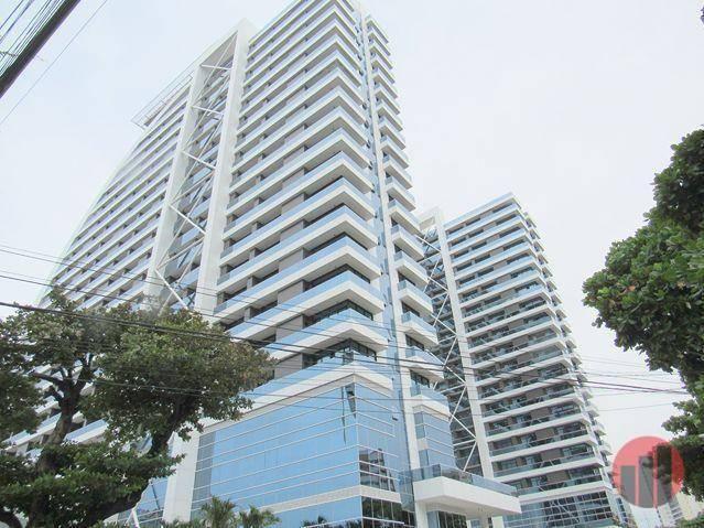 Sala para alugar, 34 m² por R$ 1.800,00/mês - Aldeota - Fortaleza/CE - Foto 3