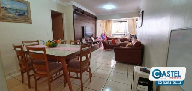 Apartamento com 3 dormitórios à venda, 76 m² por R$ 250.000 - Setor Bela Vista - Goiânia/G - Foto 6