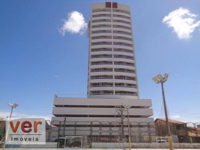 Apartamento com 2 dormitórios à venda, 58 m² por R$ 400.201,64 - Aldeota - Fortaleza/CE