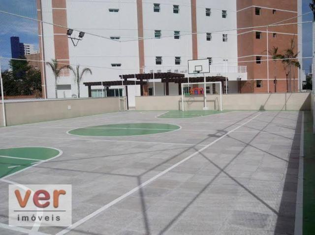 Apartamento com 3 dormitórios à venda, 91 m² por R$ 850.000,00 - Aldeota - Fortaleza/CE - Foto 12