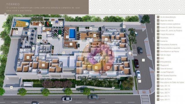 Apartamento com 3 dormitórios à venda, 106 m² por R$ 784.742,00 - Boa Vista - Curitiba/PR - Foto 6
