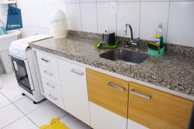 Apartamento Duplex para alugar, 130 m² por R$ 4.000,00/mês - Mucuripe - Fortaleza/CE - Foto 12