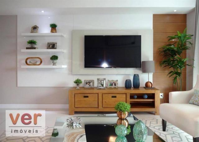 Apartamento à venda, 153 m² por R$ 800.000,00 - Engenheiro Luciano Cavalcante - Fortaleza/