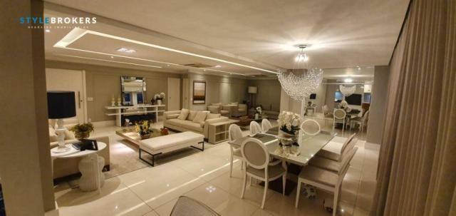 Apartamento no Edifício Privilege Goiabeiras com 4 dormitórios à venda, 255 m² por R$ 2.10 - Foto 4
