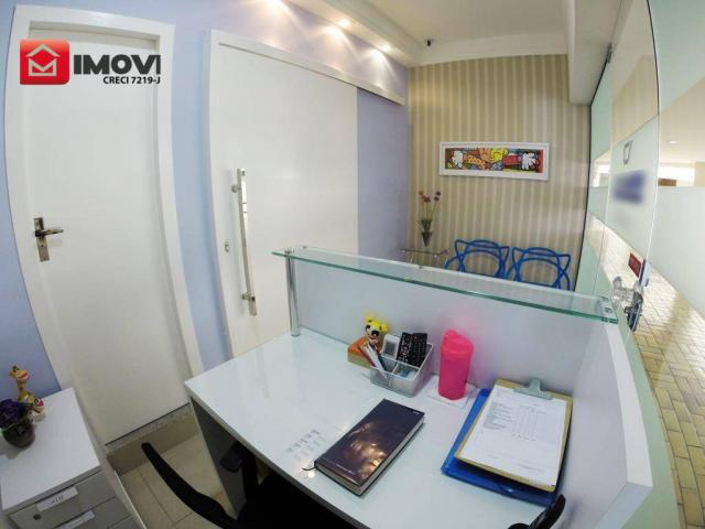 Dentista, Maravilhosa loja montada à venda, 32 m² por R$ 250.000 - Praia do Canto - Vitóri - Foto 4