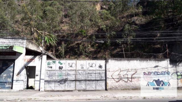 Terreno comercial para locação, ótima Fonseca, Niterói. ótima localização - Foto 17