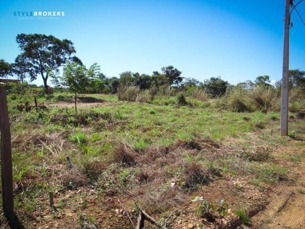 Terreno no Condomínio Àguas do Ouro  à venda, 360 m² por R$ 36.400 - Distrito do Coxipó do - Foto 2