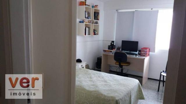 Apartamento à venda, 218 m² por R$ 1.350.000,00 - Meireles - Fortaleza/CE - Foto 10