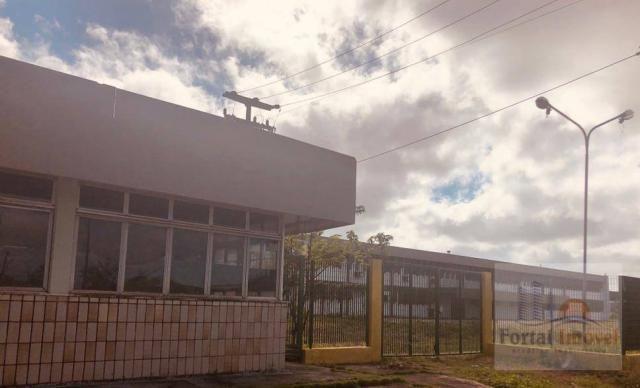 Prédio para alugar, 1440 m² por R$ 21.000/mês - Distrito Industrial - Maracanaú/CE