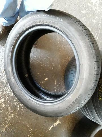 Pneus medida 195/55r16 Pirelli P7 8k - Foto 2