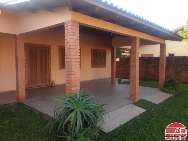 Casa 4 dormitórios, 2 banheiros em Nova Tramandaí NT: 359