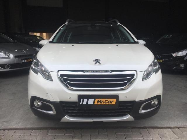 Peugeot 2008 Griffe 1.6 Automático 2016 - Foto 2
