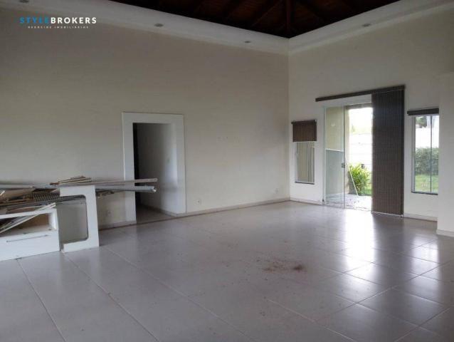 Casa No Condomínio Terra Selvagem Golfe Club com 5 dormitórios à venda, 321 m² por R$ 690. - Foto 10
