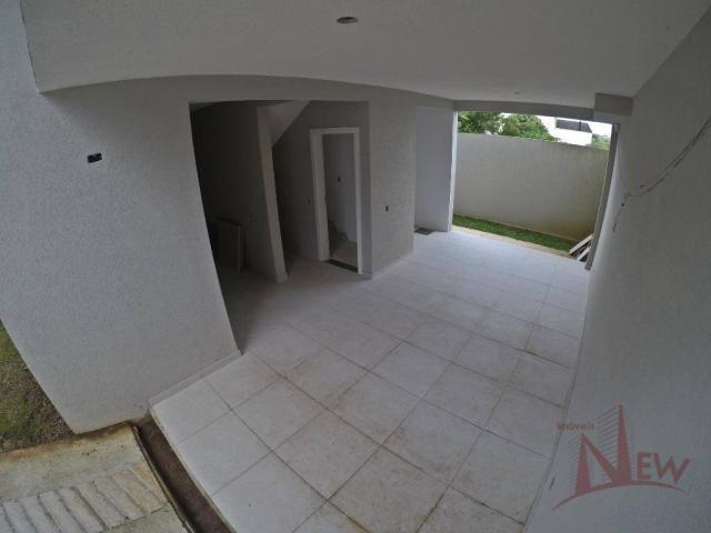 Excelente Sobrado Triplex com 03 quartos sendo 01 suíte no Pilarzinho, Curitiba/PR - Foto 3